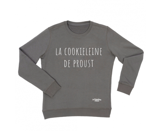 "Sweat ""La cookieleine de Proust"""